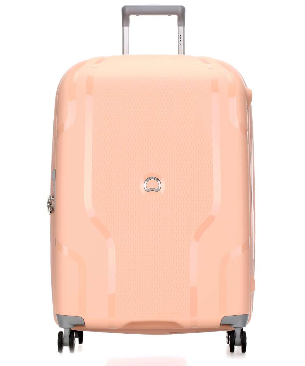 Delsey Clavel 4-Rollen Trolley rosa 70 cm Preview