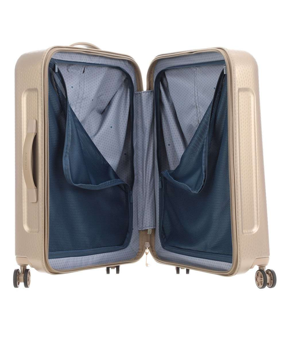 Delsey Turenne 4-Rollen Trolley gold 65 cm-001621810-05-01 Preview