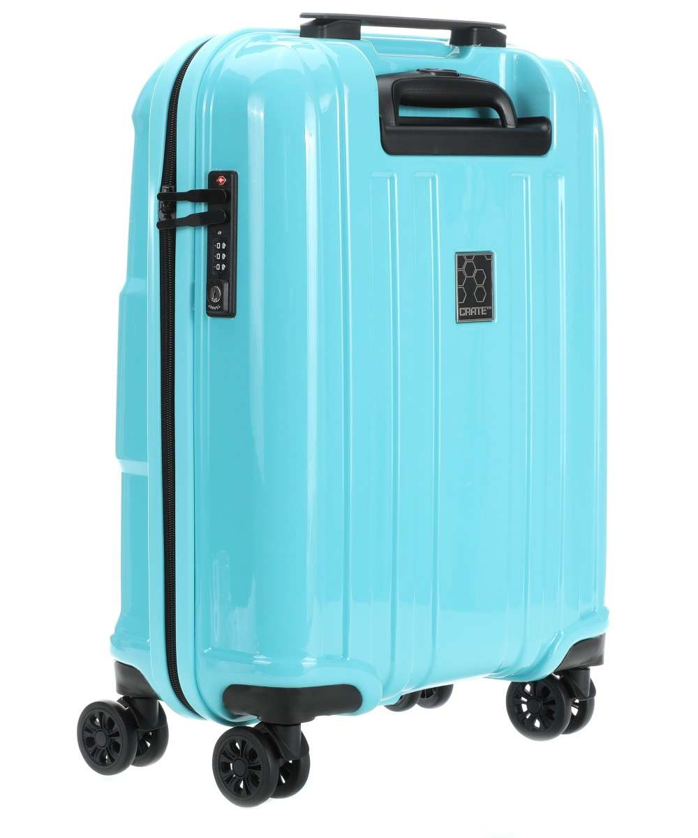 Epic Crate EX Solids 4-Rollen Trolley hellblau 55 cm-ECR403_05-29-01 Preview