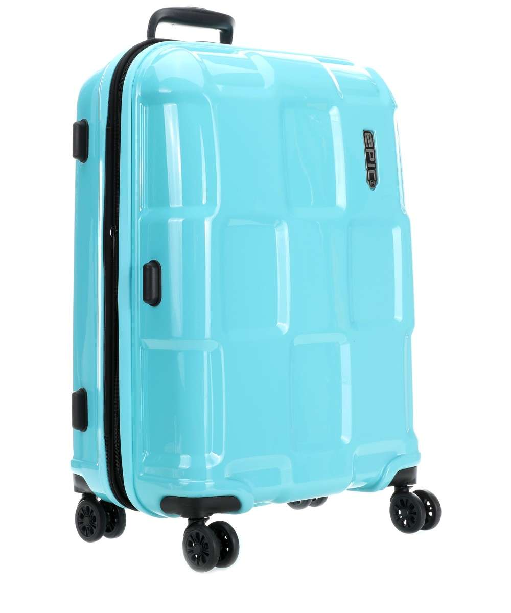 Epic Crate EX Solids 4-Rollen Trolley hellblau 76 cm-ECR401_05-29-01 Preview