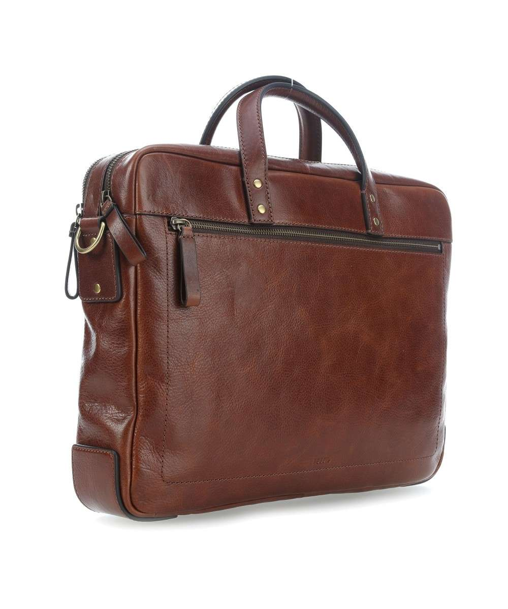 Fossil Aktentasche 15″ cognac-MBG9342222-00 Preview