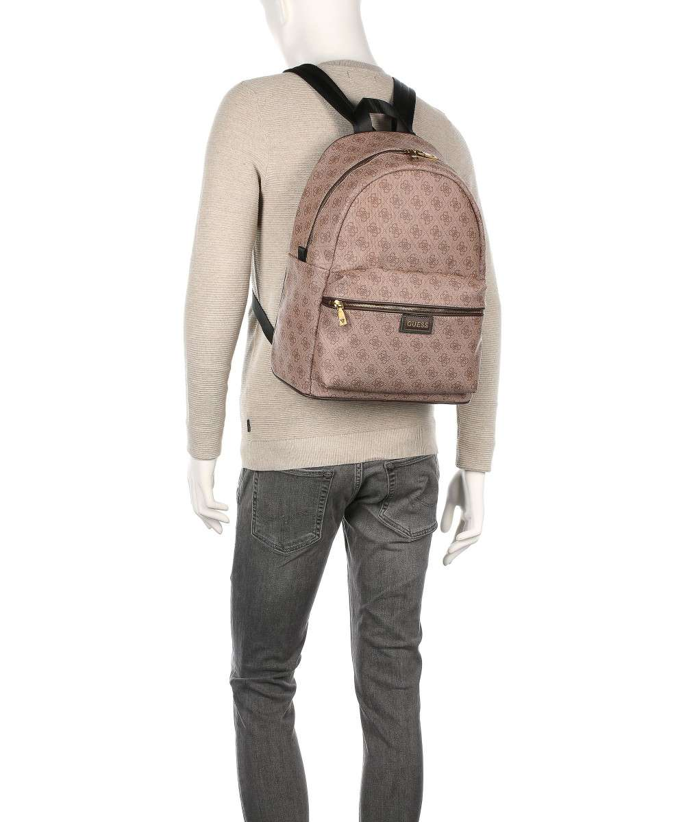 Guess Vezzola Rucksack beige-HMVEZLP1210-BRO-01 Preview