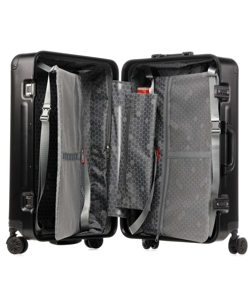 Hardware Profile Plus Alu 4-Rollen Trolley schwarz 65 cm-63920058200-HW-01 Preview