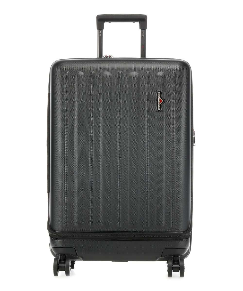 Hardware Profile Plus Toploader 4-Rollen Trolley schwarz 67 cm Preview