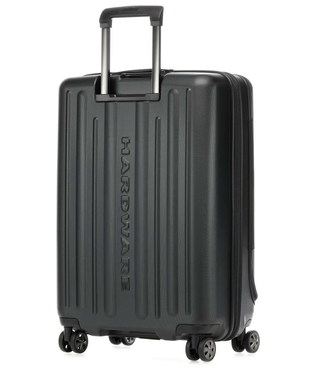 Hardware Profile Plus Toploader 4-Rollen Trolley schwarz 67 cm-62110255700-HW-01 Preview