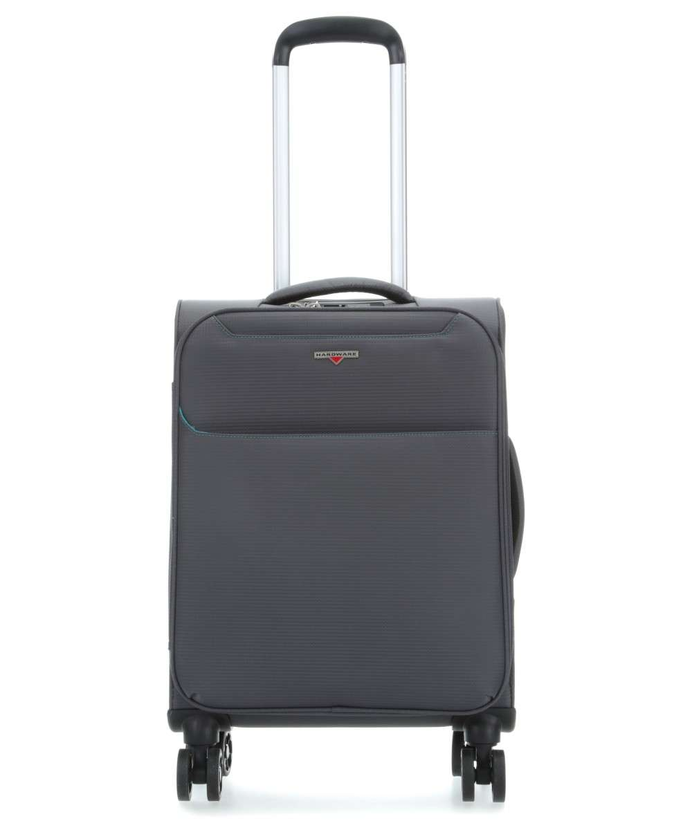 Hardware Xlight 4-Rollen Trolley grau 55 cm Preview