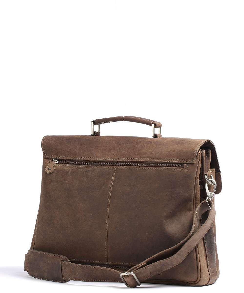 Harolds Antic Briefcase brown-337303-taupe-01 Preview