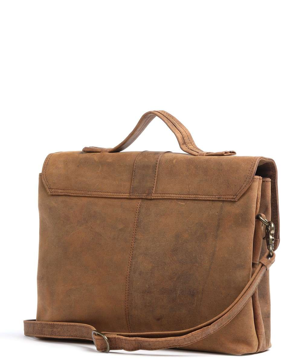 Harolds Antico Briefcase brown-327903-natur-01 Preview