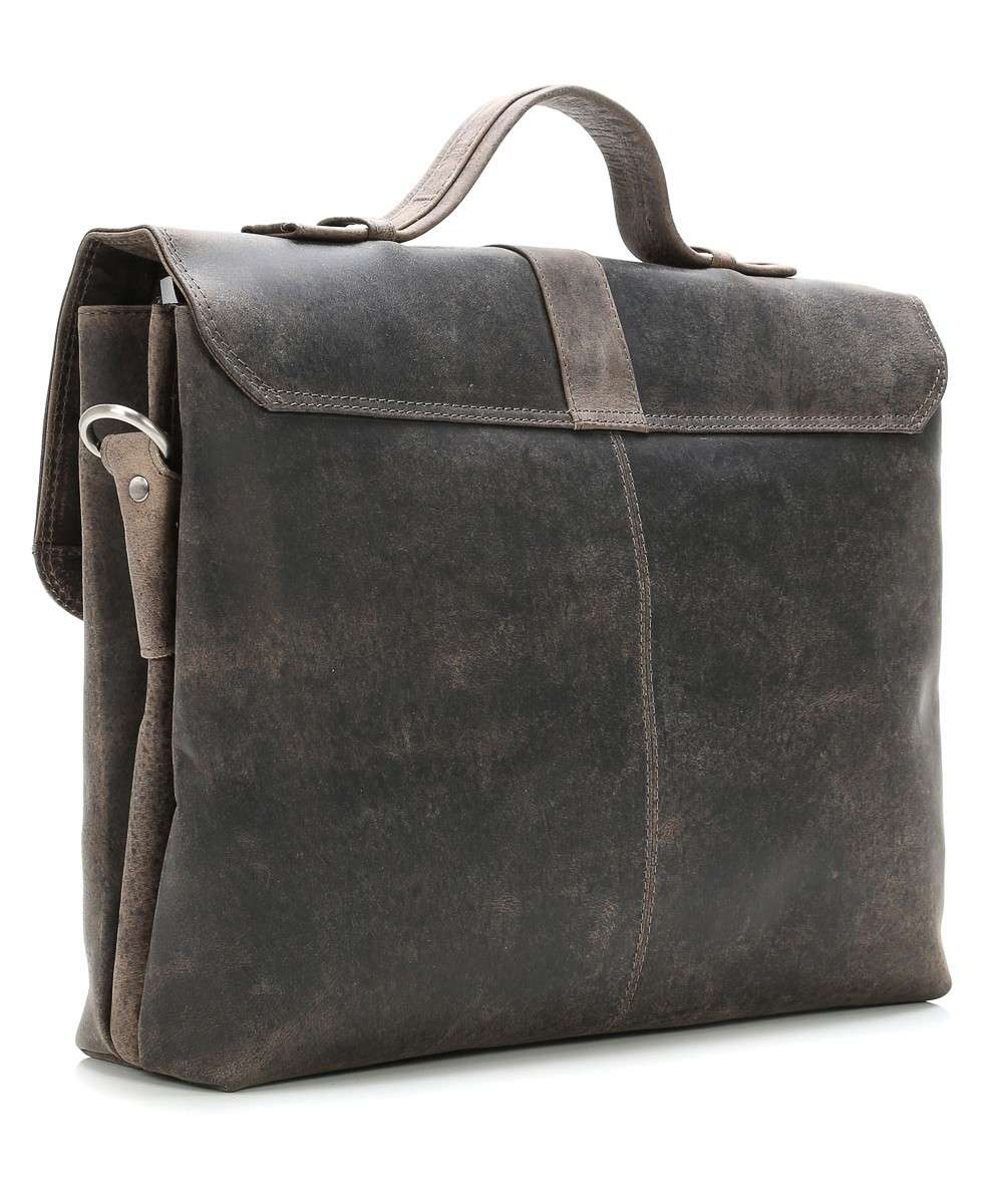 Harolds Antico Briefcase elephant grey-327903-TAUPE-01 Preview