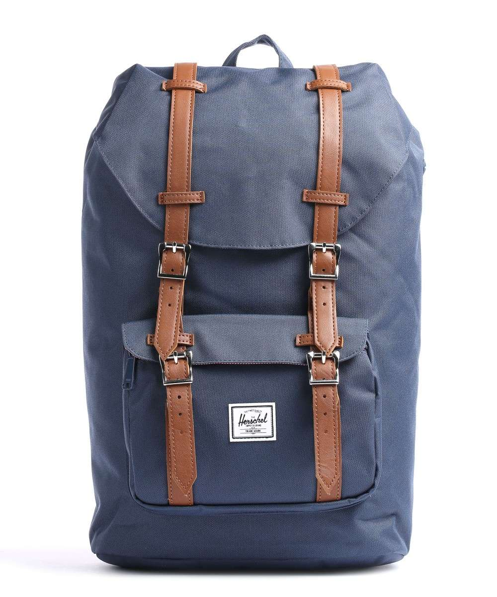 Herschel Classic Little America Mid-Volume Mochila navy Preview