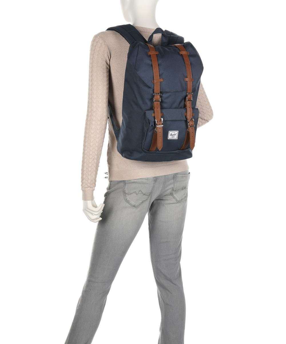 Herschel Classic Little America Mid-Volume Mochila navy-10020-00007-01 Preview