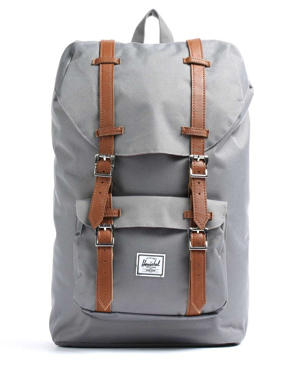 Herschel Classic Little America Mid-Volume Sac à dos gris Preview