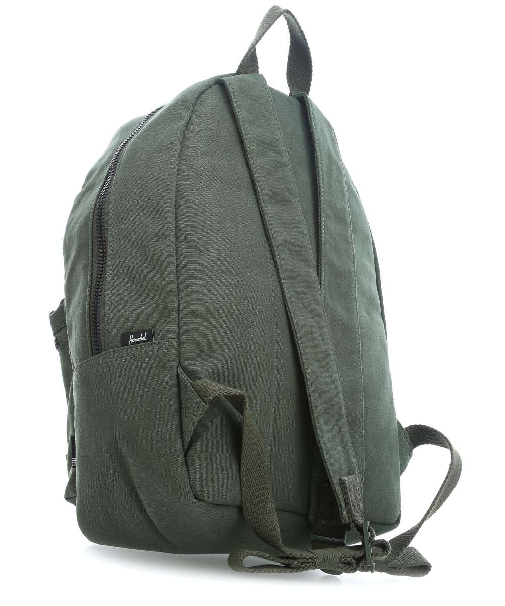 Canvas Small Herschel verde scuro X tela Cotton Zaino Grove pTIq5aI