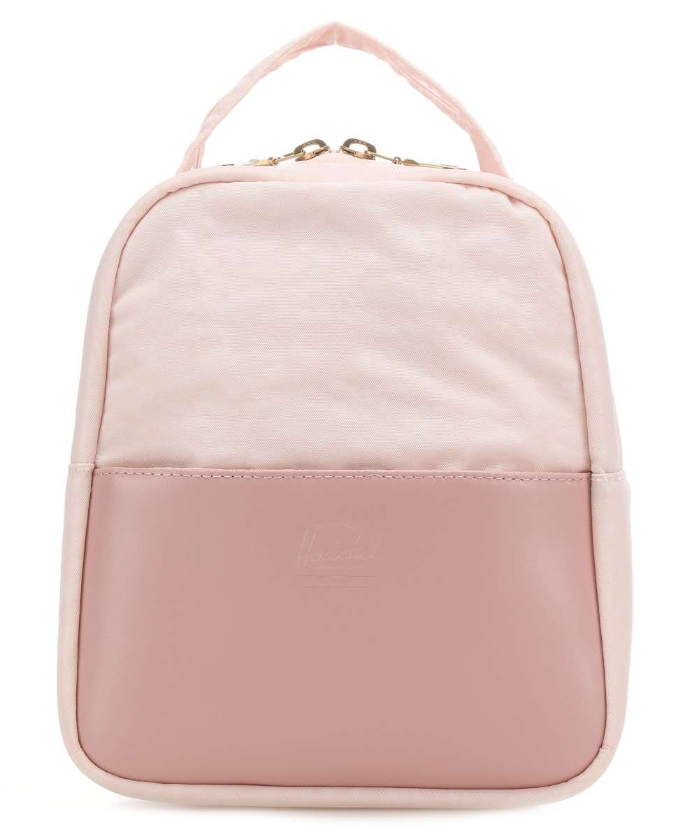 Herschel Leather Capsule Orion Mini Rucksack rosa Preview