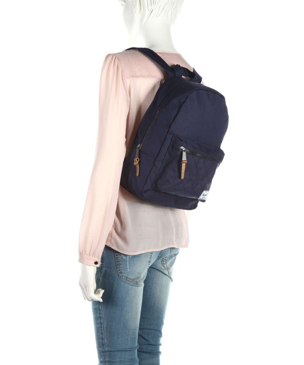 Herschel Quilted Grove X-Small Backpack polyester blue - 10261-01638 ... 7c60a894d51c8