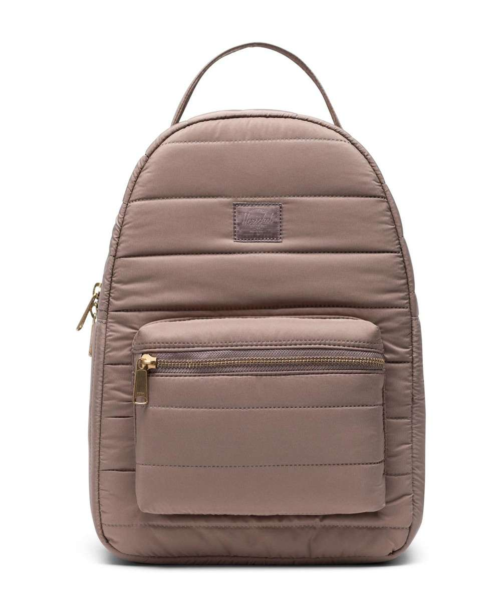Herschel Quilted Nova Small Rucksack taupe Preview