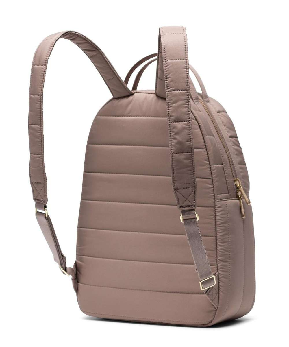 Herschel Quilted Nova Small Rucksack taupe-10502-03071-01 Preview