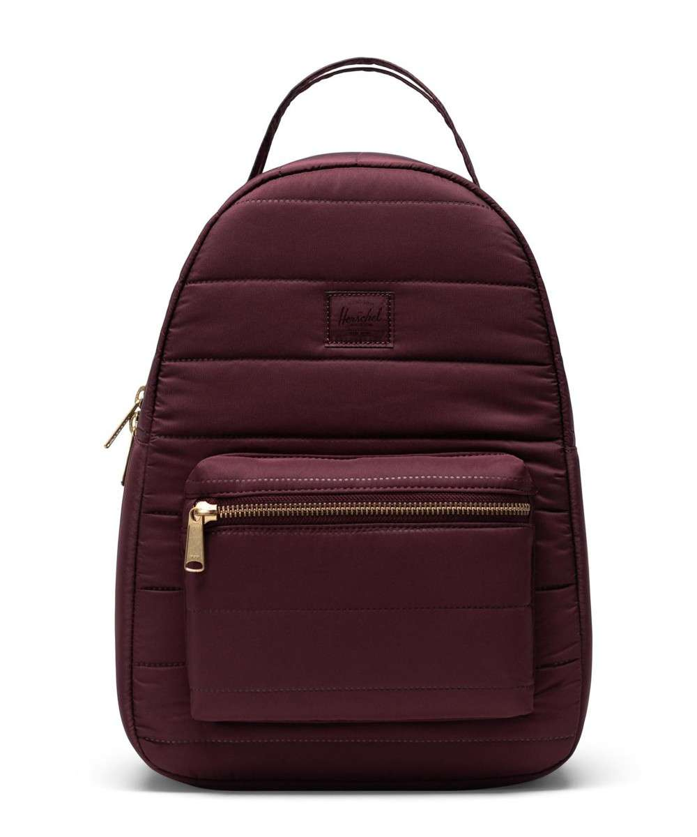 Herschel Quilted Nova Small Rucksack wein Preview