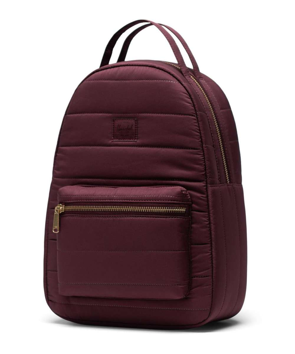Herschel Quilted Nova Small Rucksack wein-10502-03072-01 Preview