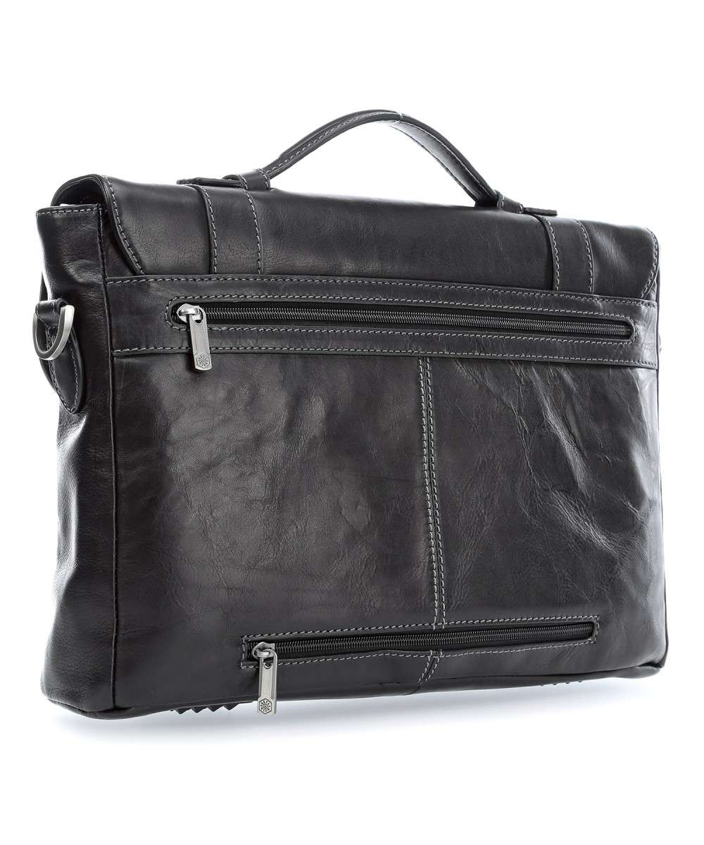 Jekyll and Hide Montana Briefcase black-3631-MON-black-00 Preview