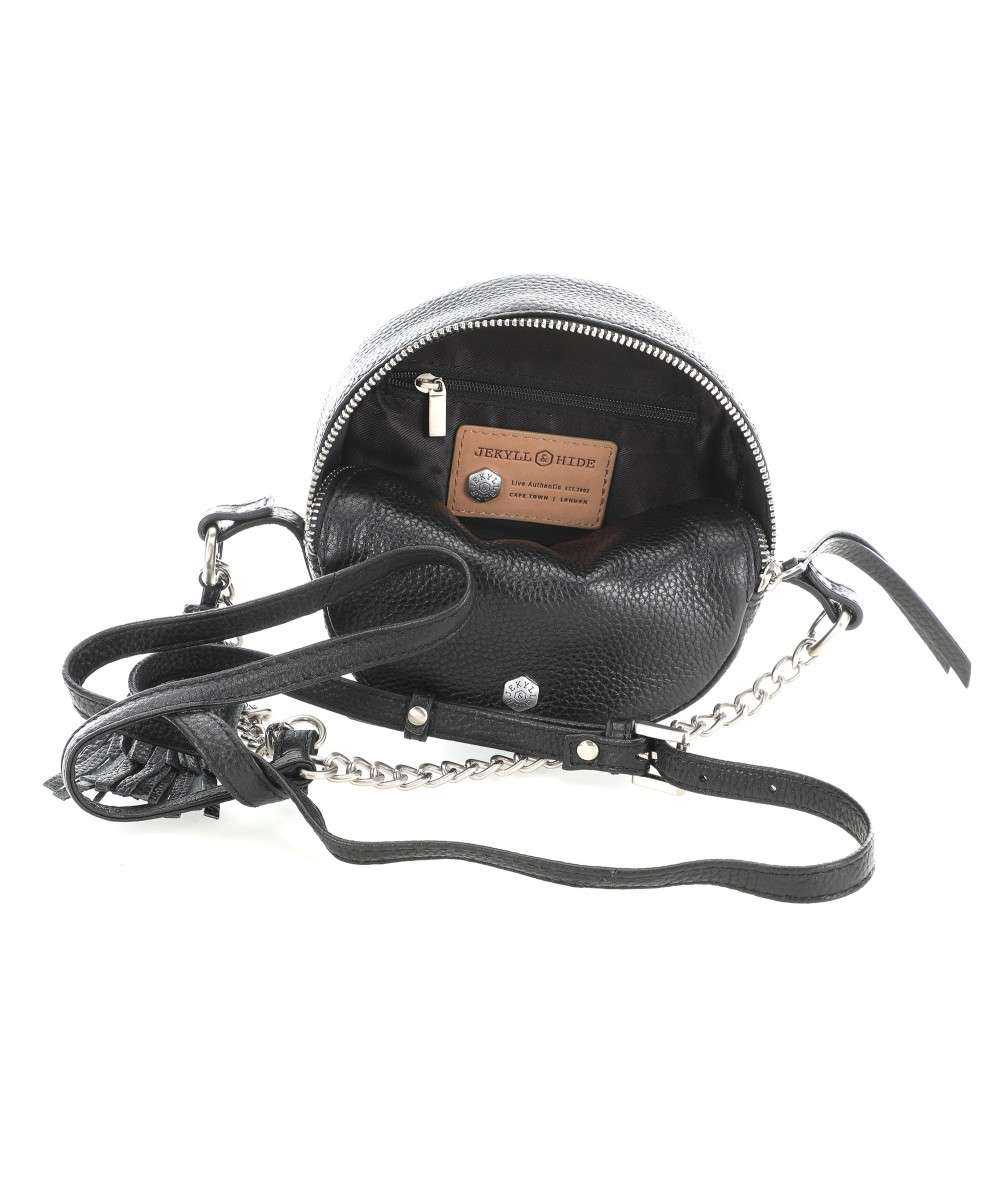 Jekyll and Hide Osaka Schultertasche schwarz-6393-OSA-BLACK-01 Preview