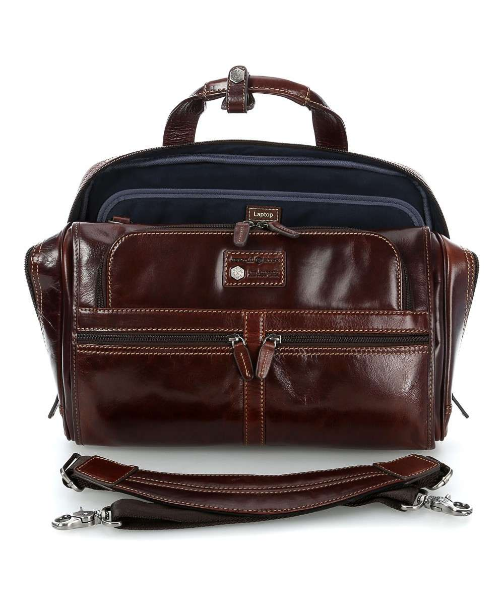 Jekyll and Hide Oxford Briefcase tobacco-3707-OXF-tobacco-01 Preview