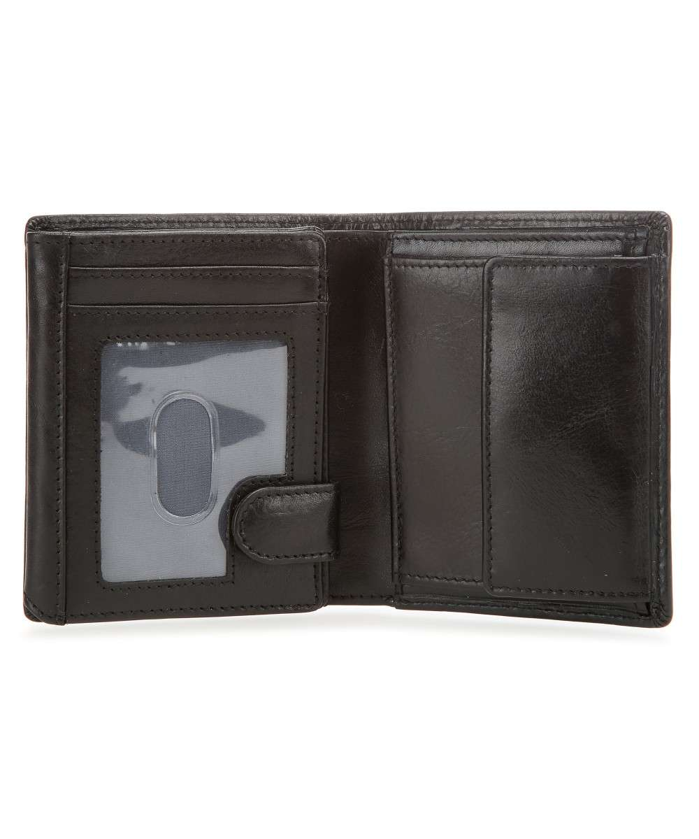 Jekyll and Hide Oxford RFID Wallet black-6742OXBL-01 Preview