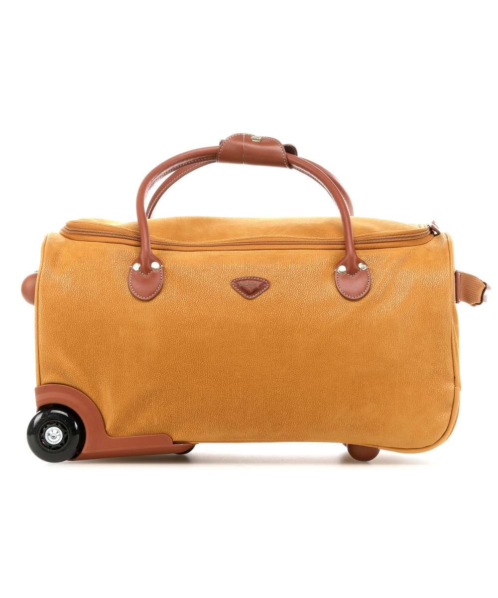 Jump Uppsala Soft Rollenreisetasche ocker 55 cm-4494NU-CURRY-01 Preview