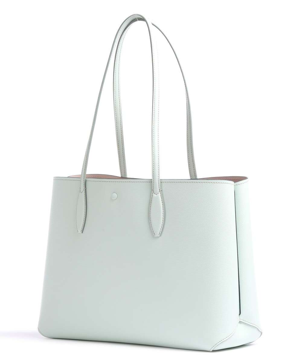 Tote Bag Troy and Abed In The Morning Mint Green