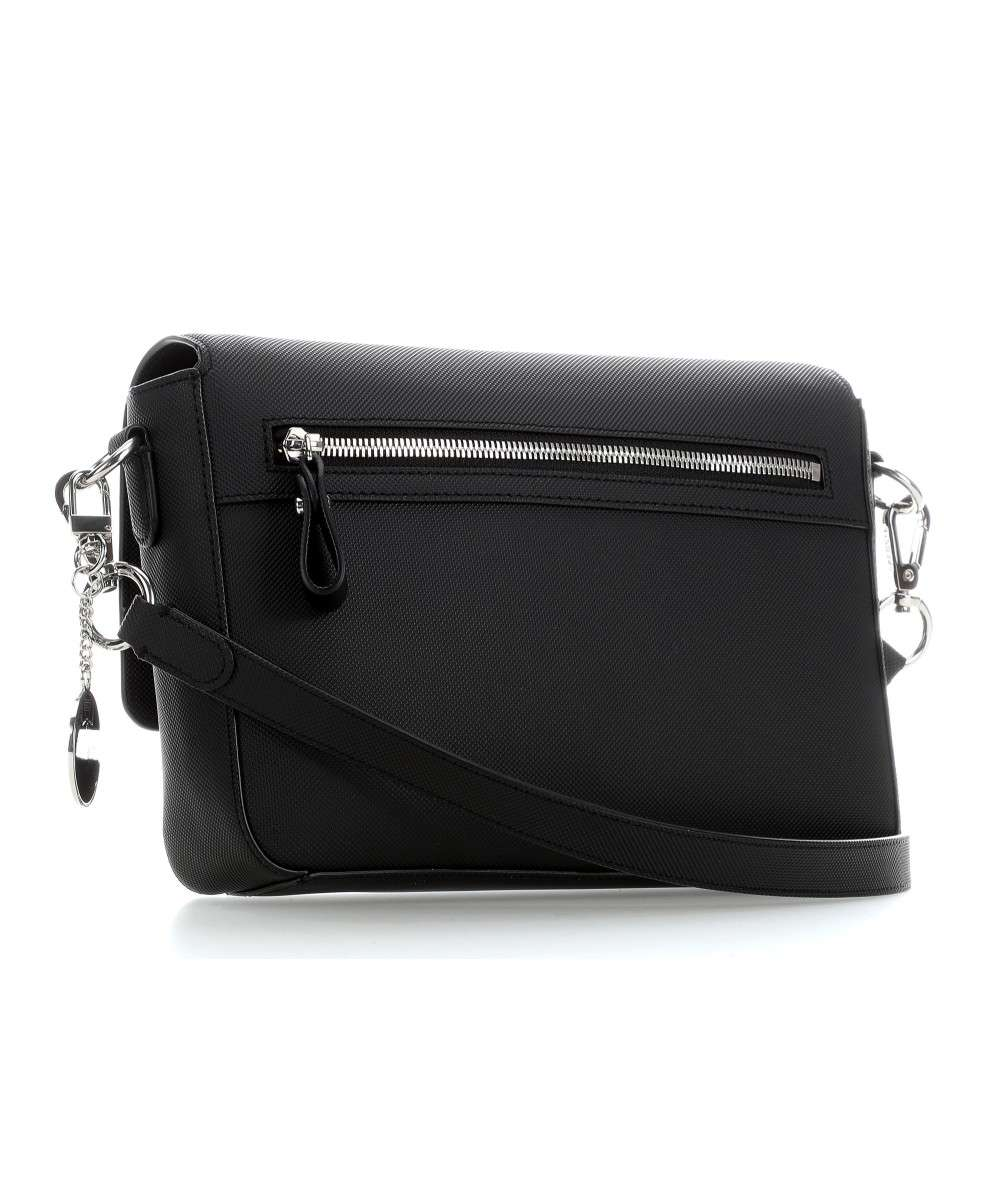 Lacoste Daily Classic Schultertasche schwarz-NF2770DC000-01 Preview