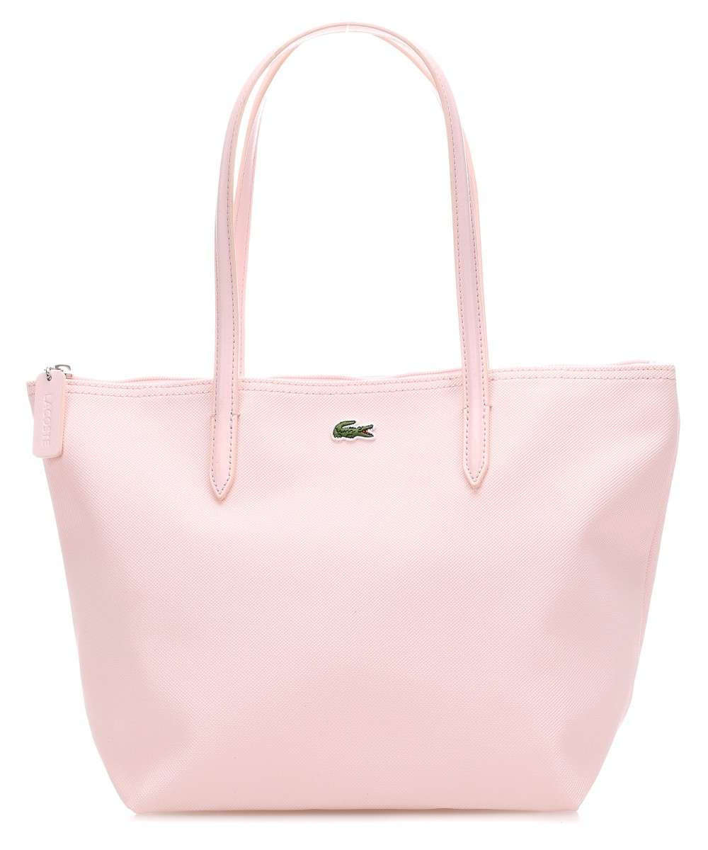 Lacoste L1212 Concept Shopper rosa Preview