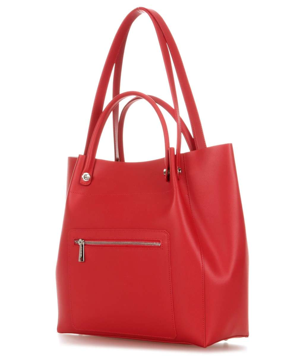 Lancaster City Americanino Louisa Handtasche rot-423-35-ROUGE_IN_CH-01 Preview