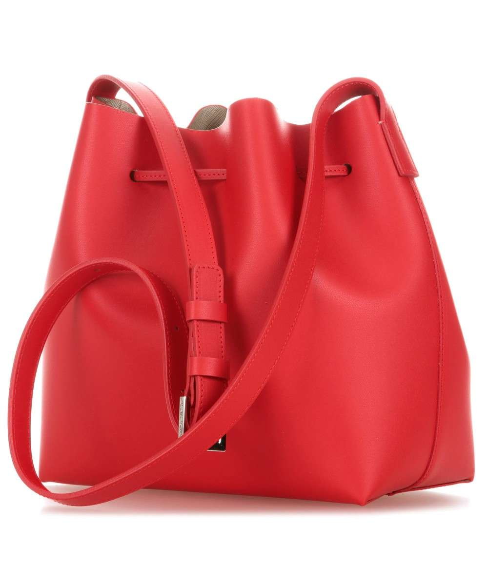 Lancaster City Americanino Pur Bucket bag rot-423-18-ROUGE_IN_CH-01 Preview
