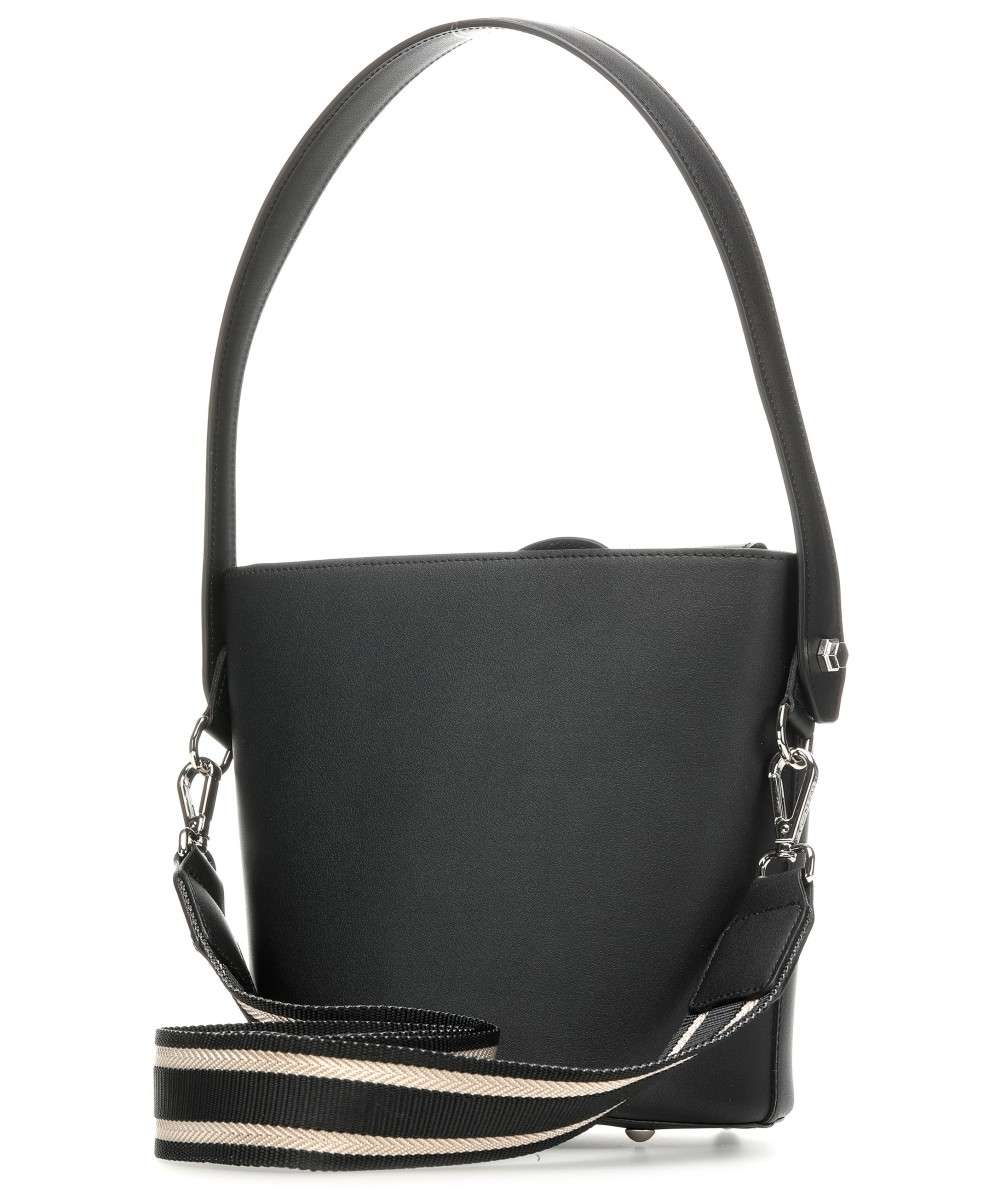 Lancaster City Bucket bag schwarz-432-46-NOIR-01 Preview
