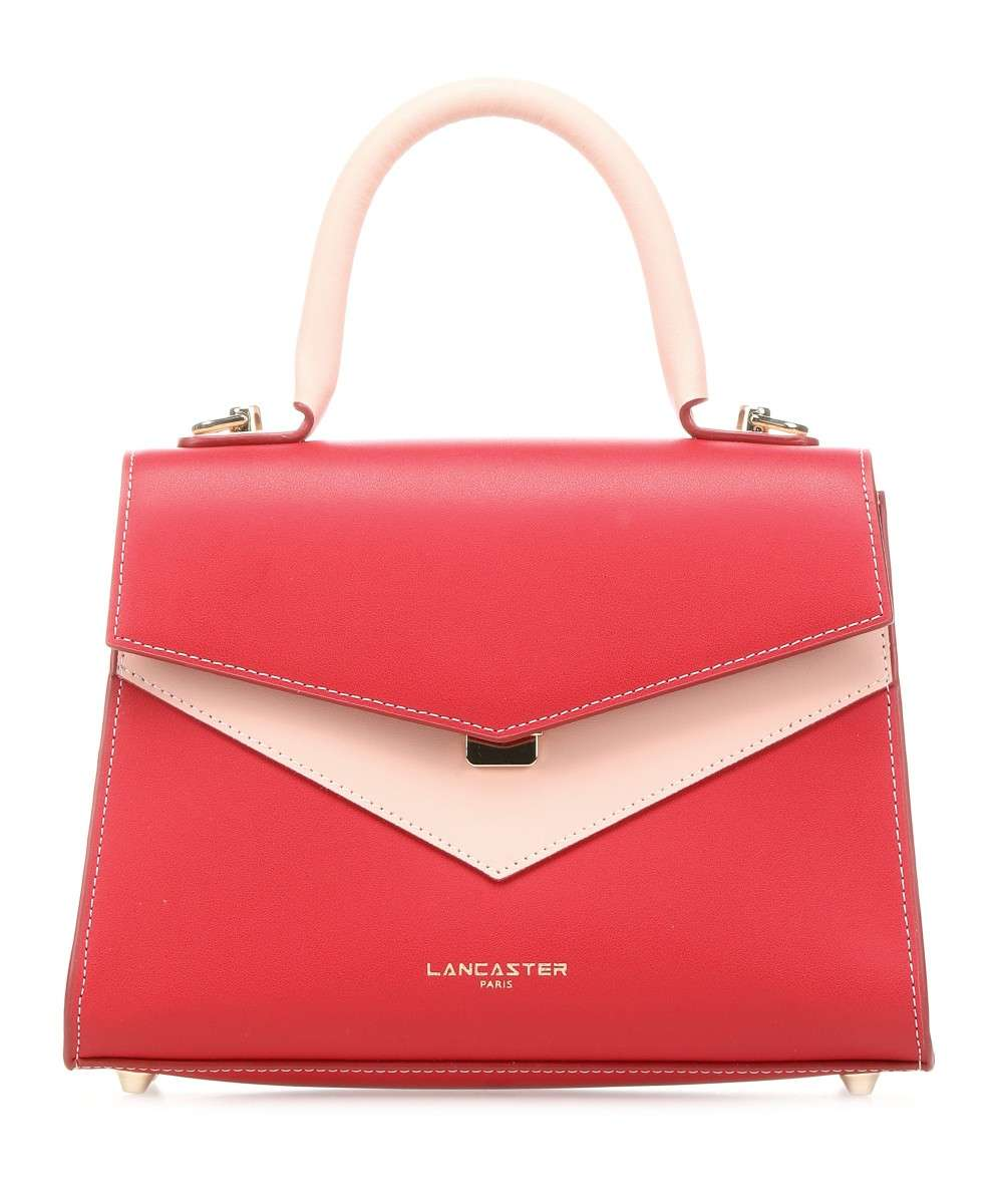 Lancaster City Max Handtasche rot Preview