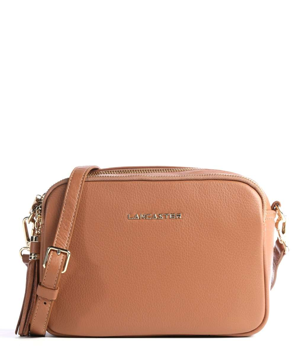 Lancaster Mademoiselle Ana Schultertasche camel Preview