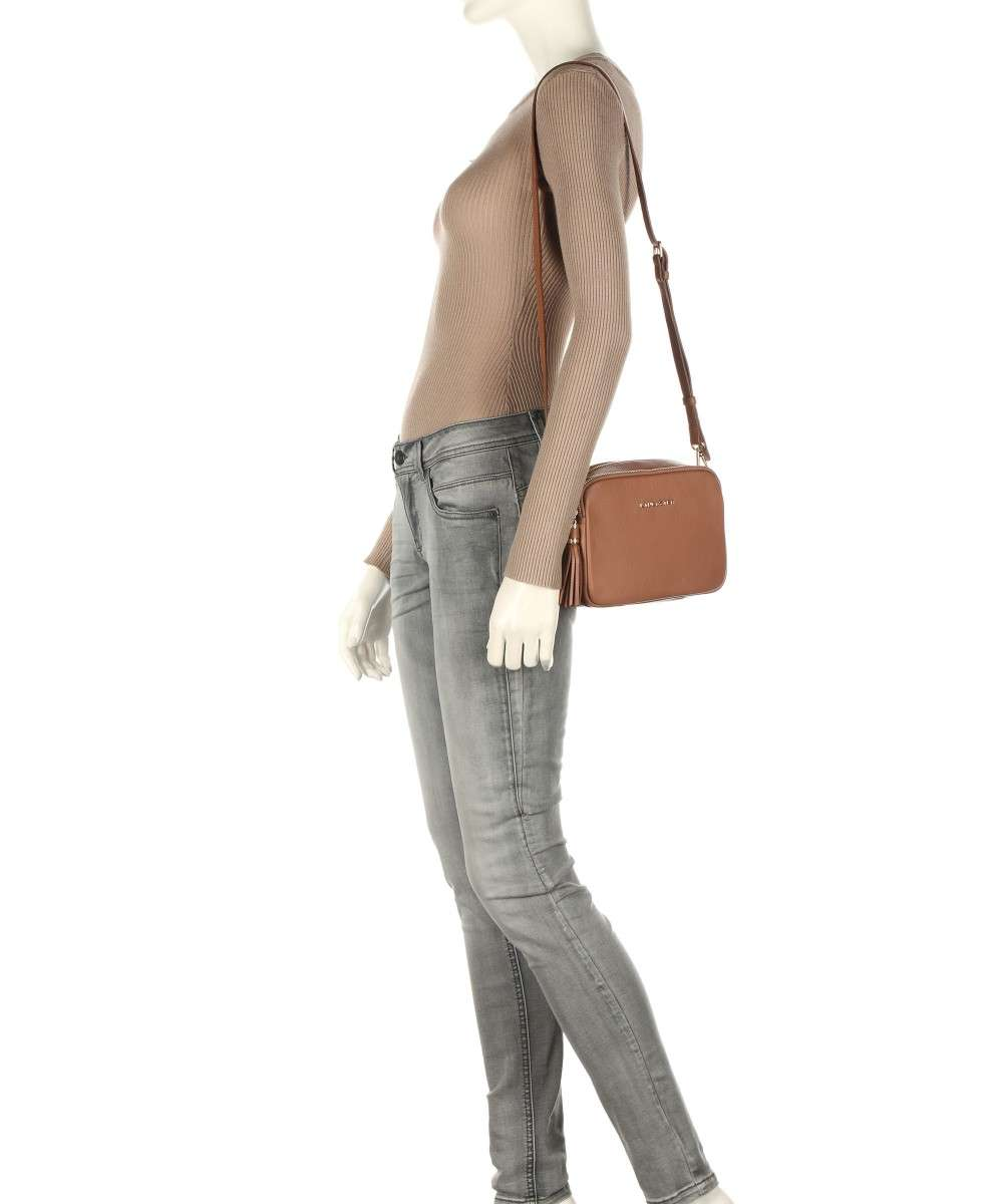 Lancaster Mademoiselle Ana Schultertasche camel-572-80-CAMEL-01 Preview