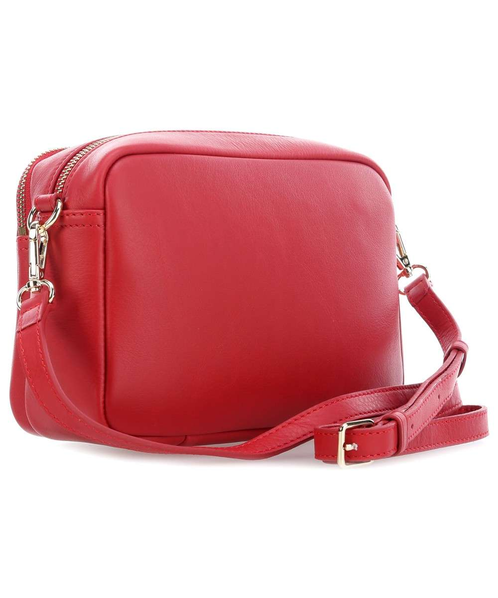 Lancaster Mademoiselle Ana Schultertasche rot-572-80-ROUGE-01 Preview