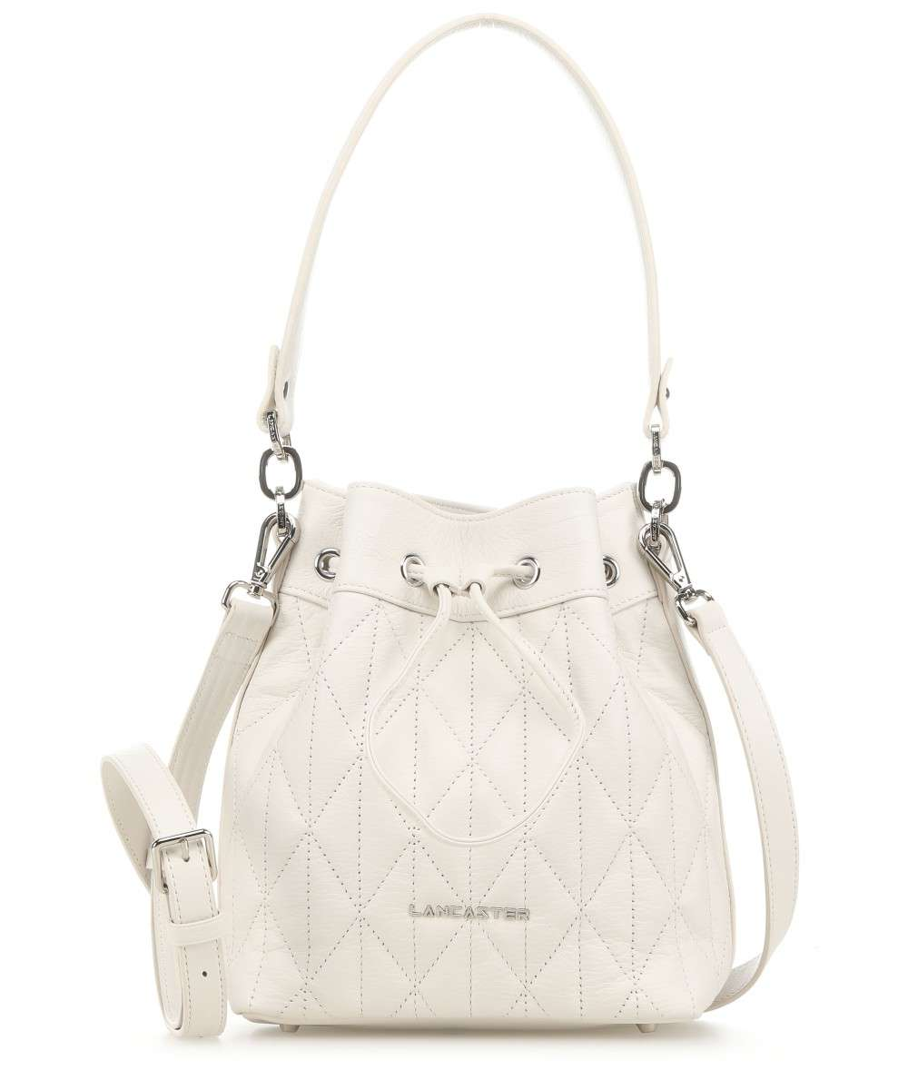Lancaster Parisienne Bucket bag weiß Preview