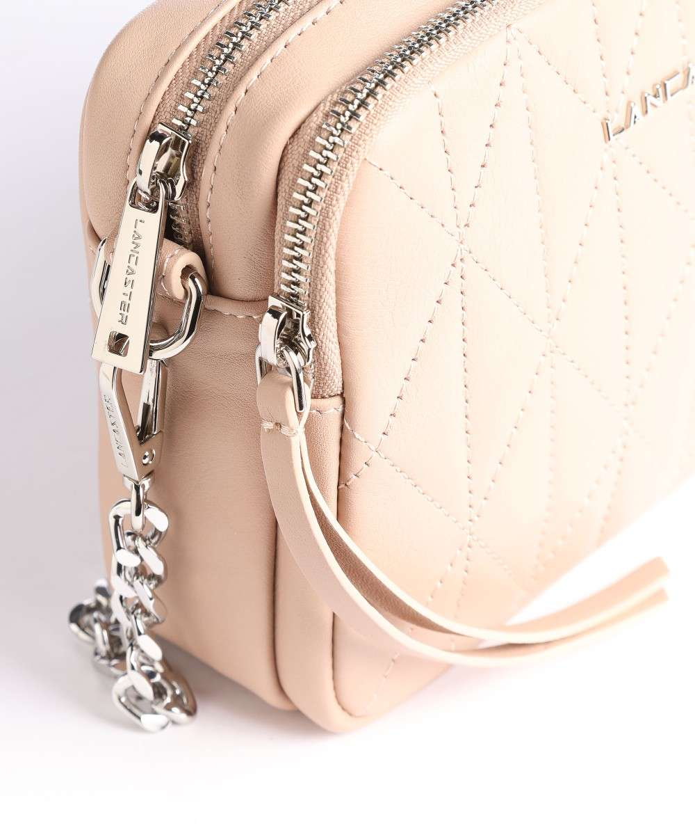 Lancaster Parisienne Schultertasche nude-522-85-NUDE-01 Preview