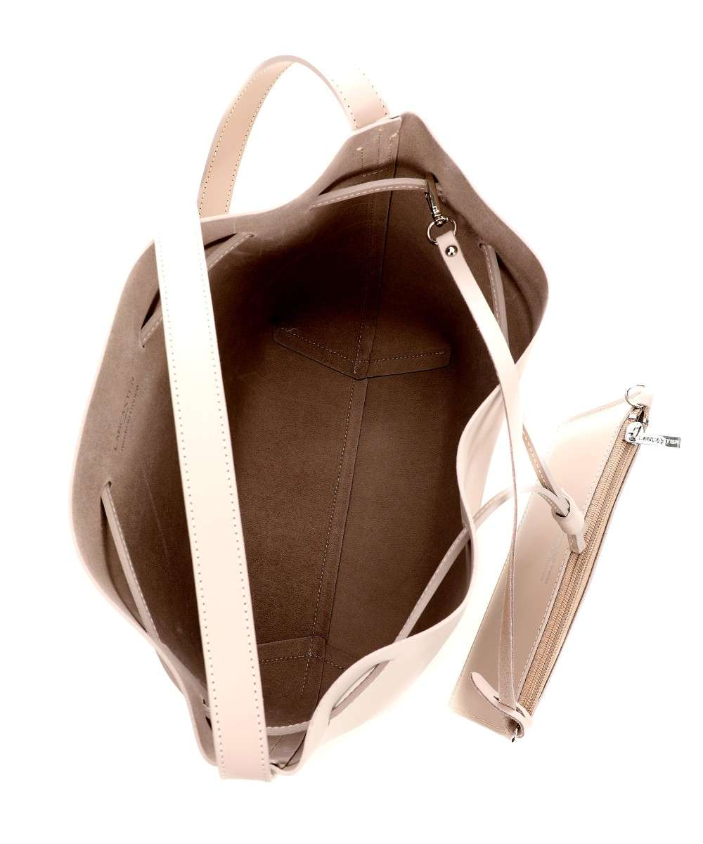 Lancaster Pur and Element Bucket bag natur-423-10-GALETROS-01 Preview