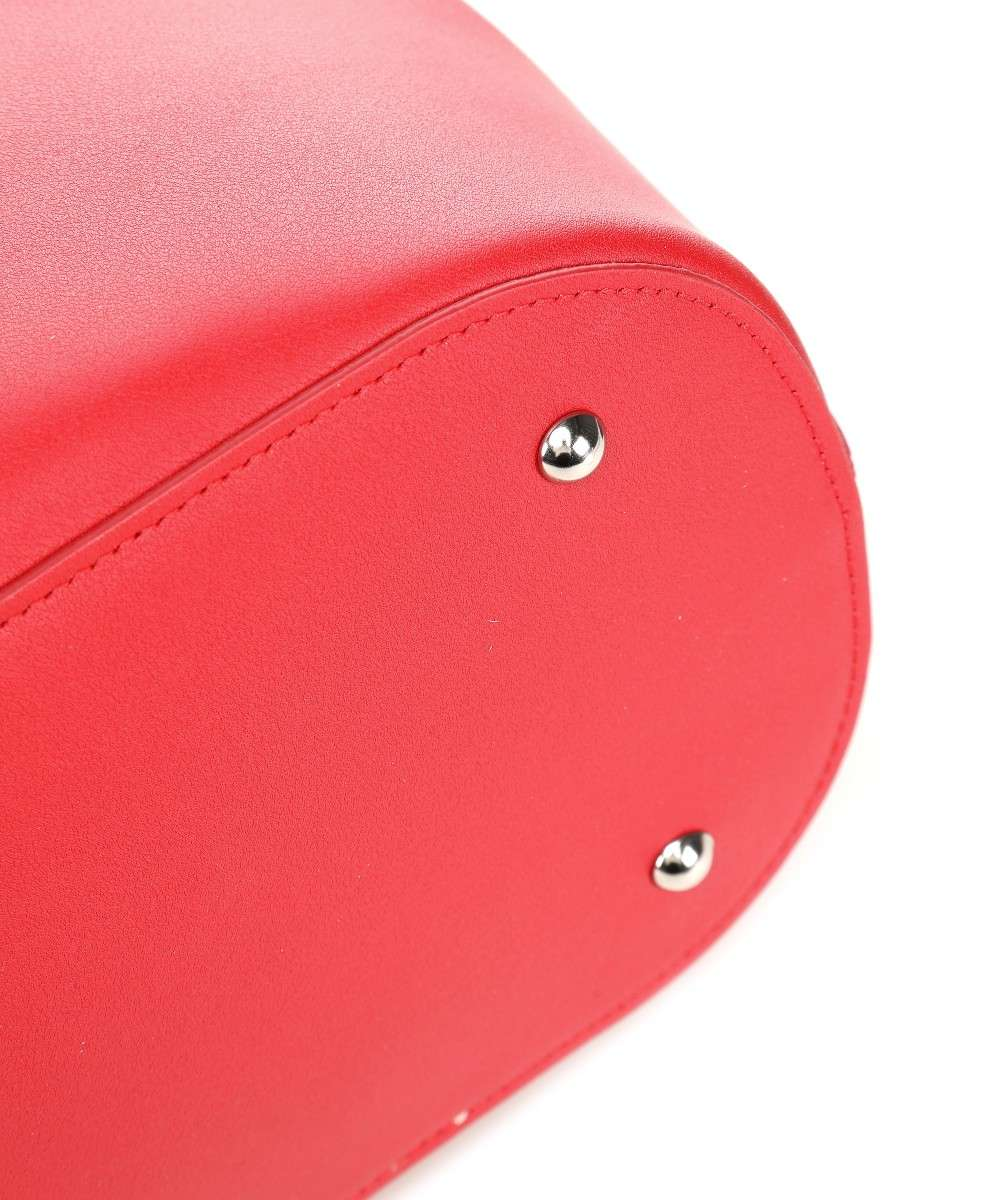 Lancaster Pur and Element Bucket bag rot-423-39-ROUGE_IN_CH-01 Preview