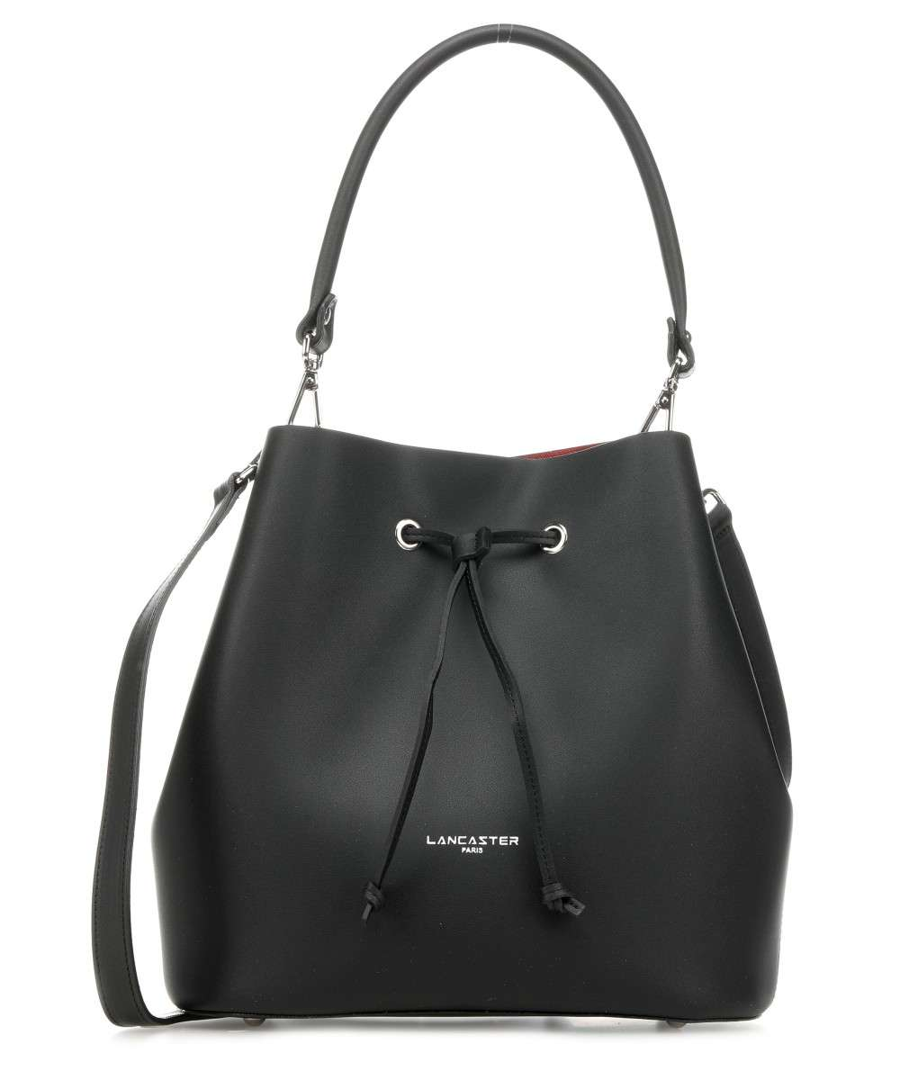 Lancaster Pur & Element Bucket bag schwarz Preview