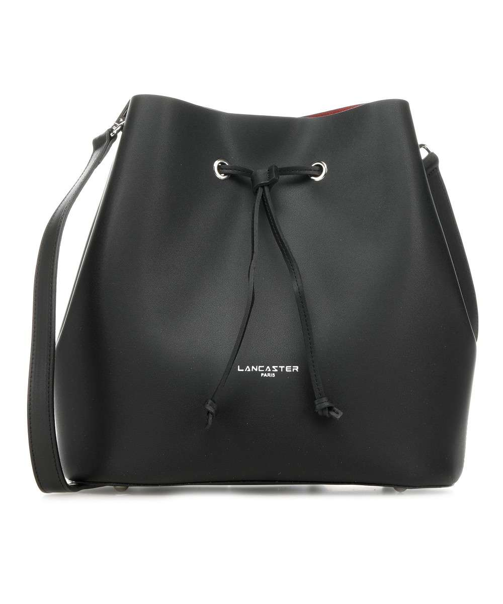 Lancaster Pur and Element Bucket bag schwarz-423-39-NOIR_IN_ROU-01 Preview