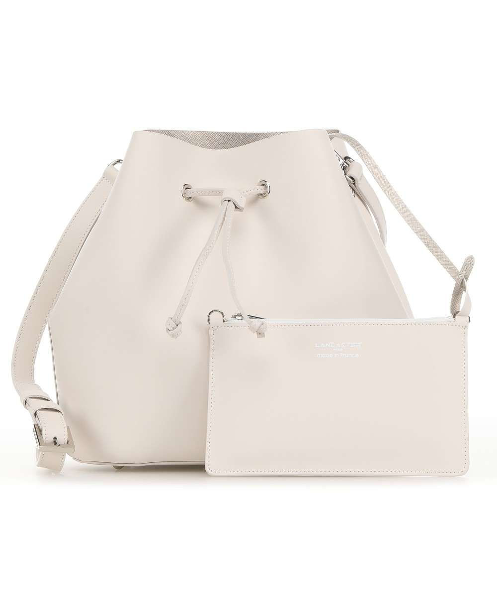 Lancaster Pur and Element Bucket bag weiß-423-39-ECRU_IN_CHA-01 Preview