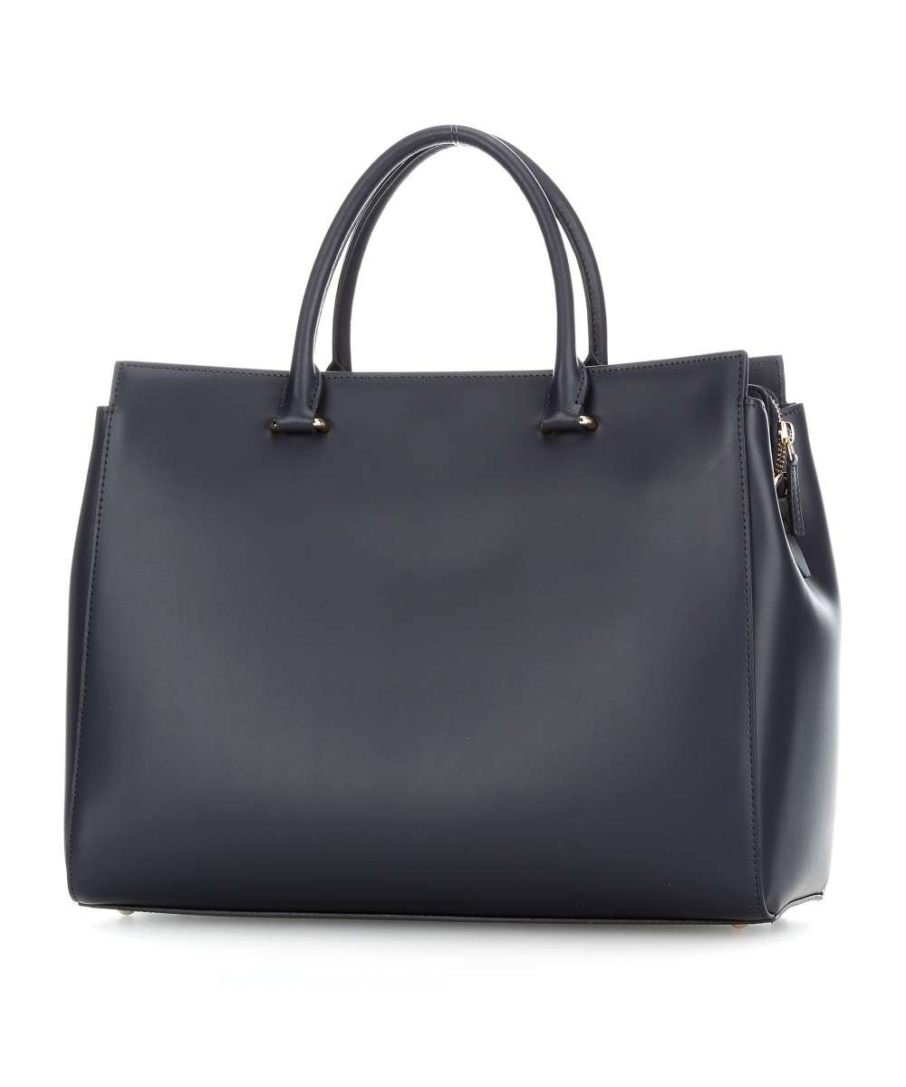 Lancaster Smooth Or Isa Handtasche dunkelblau-528-44-BLEU_FONCE-01 Preview
