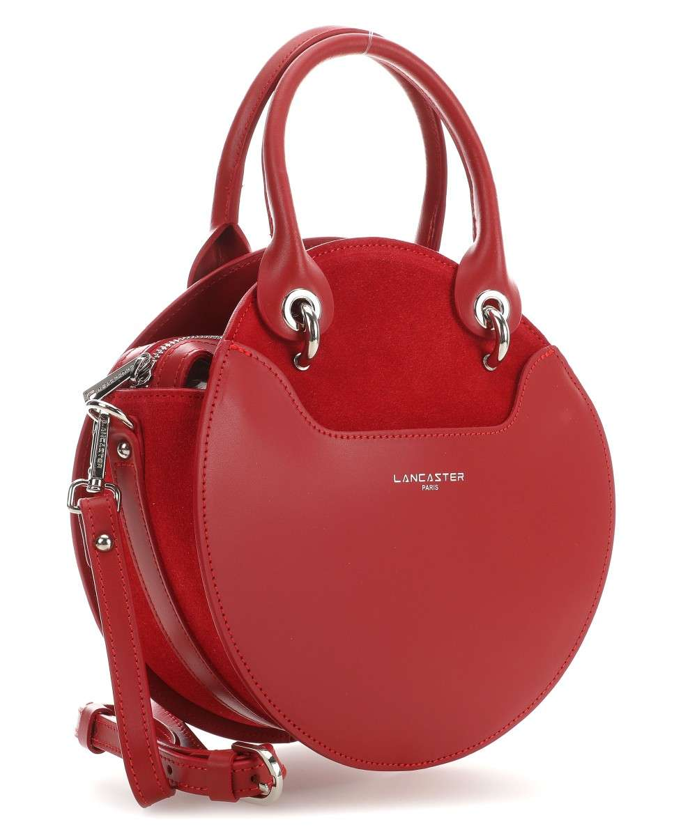 Lancaster Vendome Handtasche rot-432-12-ROUGE-01 Preview