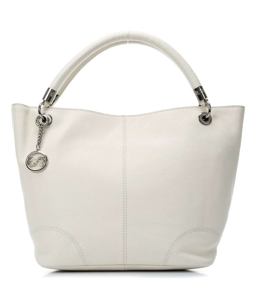 Lancel French Flair Shopper taske creme Preview