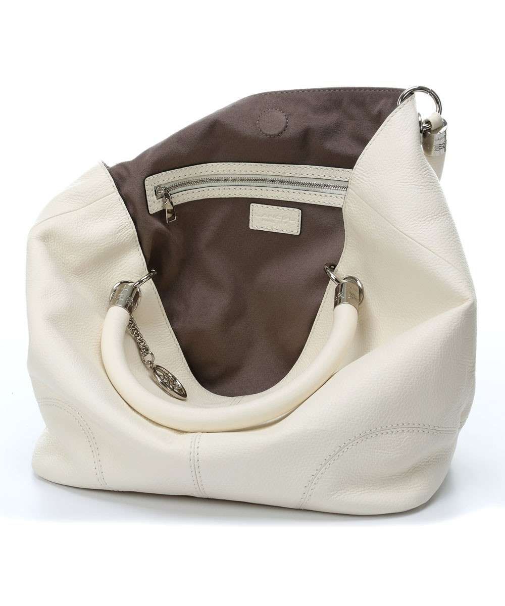 Lancel French Flair Shopper taske creme-A06277-IQTU-alabast-01 Preview