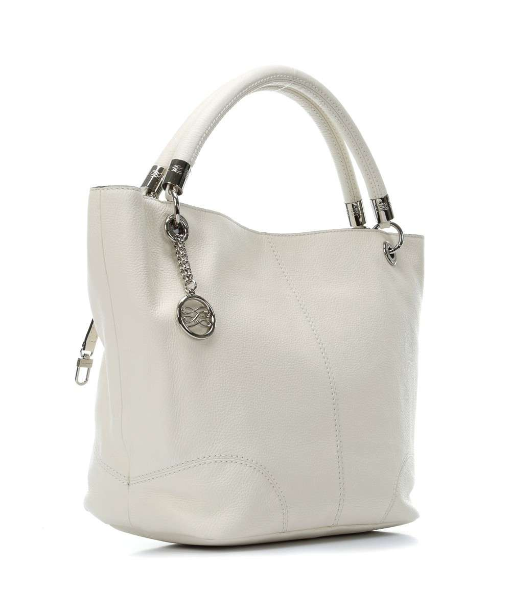 Lancel French Flair Tote bag cream-A06277-IQTU-alabast-01 Preview